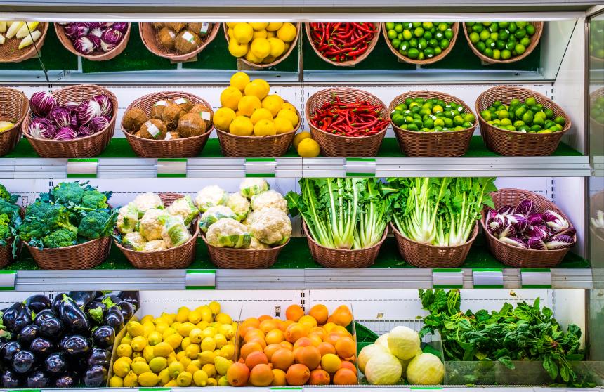 provenienza dei prodotti alimentari