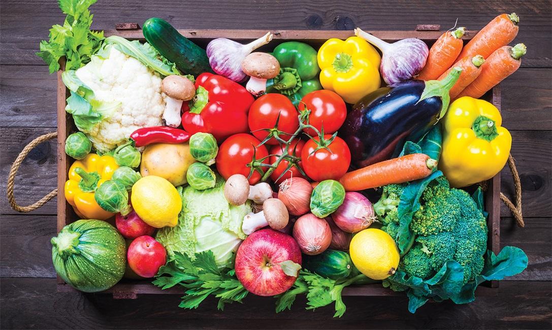 Vorteile des Kaufs von saisonalen Früchten und Gemüsesorten