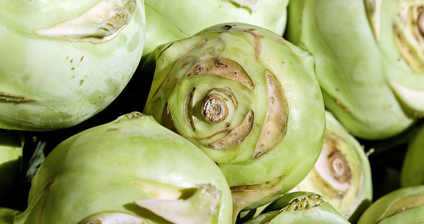 Cavolo rapa, un alimento prezioso per la salute del cuore
