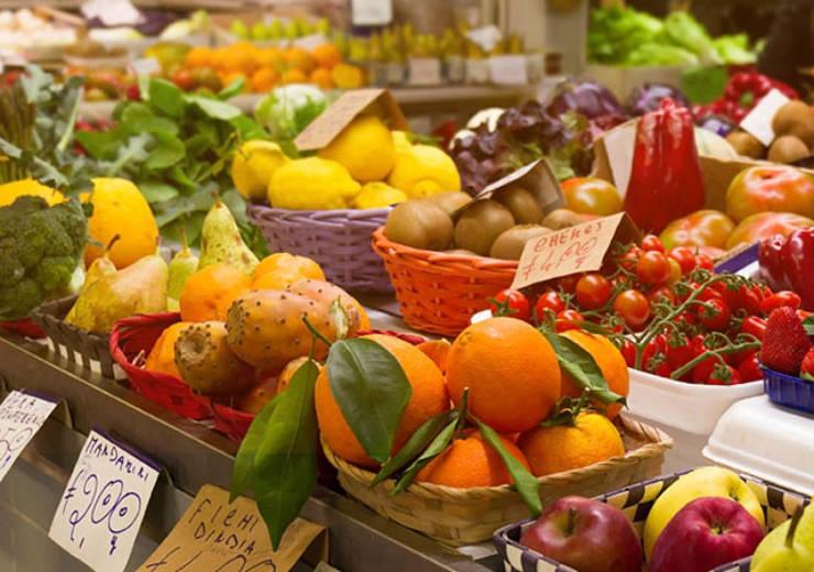 Frutta e verdura direttamente dal produttore. Acquistate a chilometro zero
